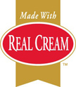 Made With Real Cream small TM