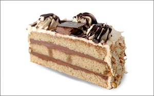 Mokatini Half Cake