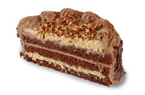 german half cakeWP